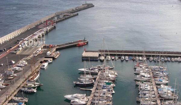Marina San Sebastian La Gomera